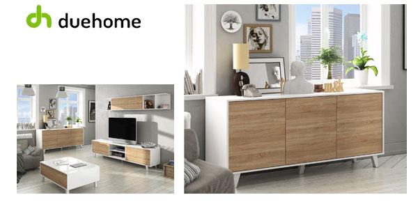 Buffet minimalista Due Home barato en ebay
