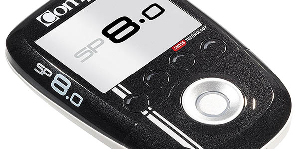 electroestimulador alta gama compex 8.0 wireless tecnología MI
