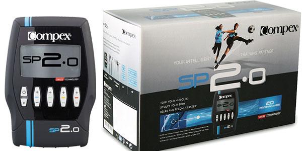Electroestimulador Compex SP 2.0 barato en Amazon España
