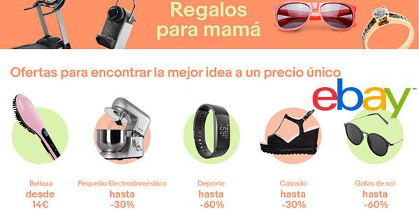 ideas regalos Día de la Madre 2017 eBay