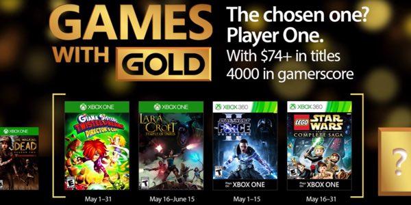 Juegos Gratis Con Gold De Mayo 2017 Para Xbox One Y Xbox 360