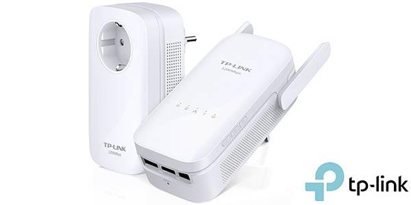 Chollo flash kit plc tp link tl wpa8630 con wifi dual for Plc wifi precios