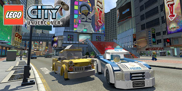 LEGO City Undercover para Steam