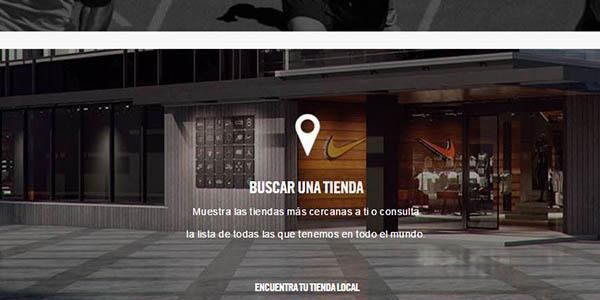 localizador tiendas Nike Factory Stores