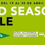 Mid Season Sale en El Corte Inglés con descuentos en ropa y accesorios