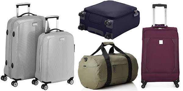 ofertas equipaje viajes amazon