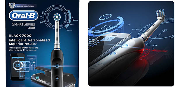 oral-b pro 7000 cepillo eléctrico inteligente precio brutal