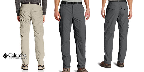 Pantalos senderismo baratos con el cuón de descuento SHOPMODA en Amazon