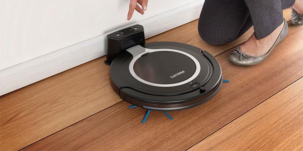 Philips robot aspirador SmartPro Activ barato en Amazon