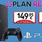 Plan Renove Game PS4 Pro 1 TB