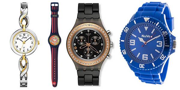 e0a8f5f519f9 Relojes de marca top rebajados hasta el -50% en Amazon ¡APROVECHA!