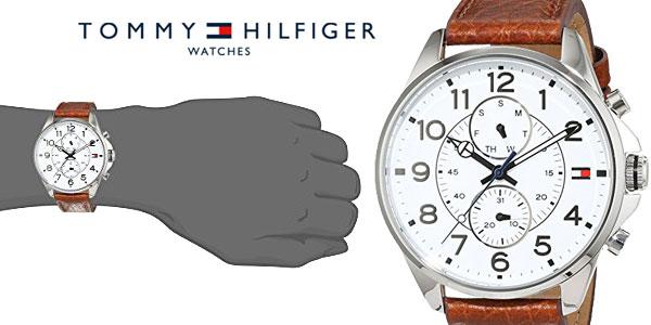 Reloj de hombre Tommy Hilfiger Dean barato en Amazon