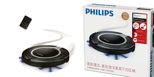 Philips SmartPro Activ robot aspirador programable barato en Amazon