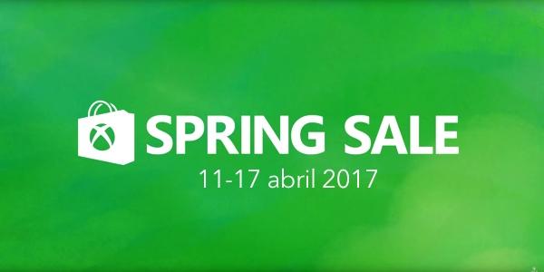 Rebajas primavera Xbox 2017