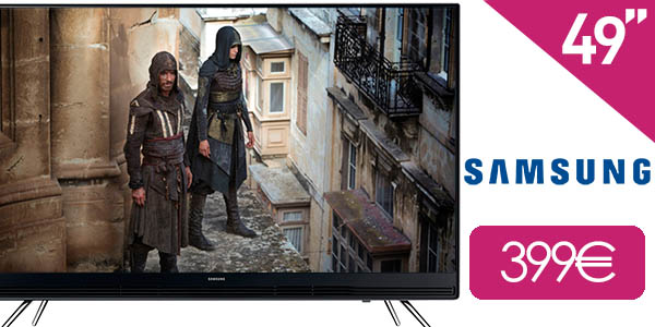 TV LED Samsung UE49K5100