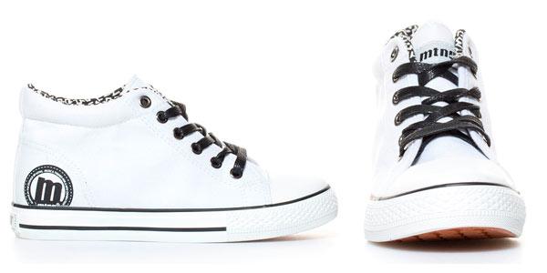 zapatillas con cuña mujer converse