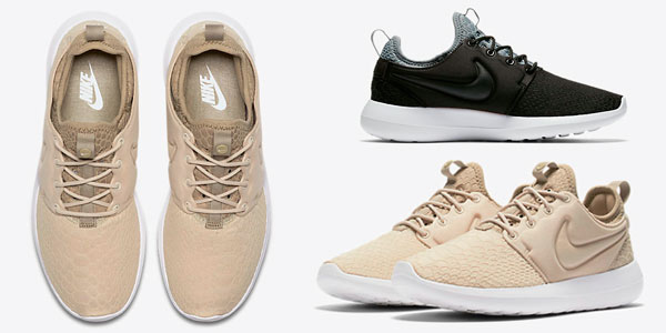 Zapatillas Nike Roshe Two SE para mujer al mejor precio online