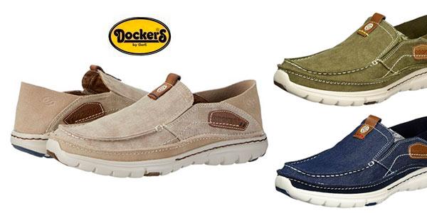 Zapatos mocasines para hombre Dockers By Gerli rebajados en Amazon