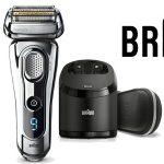 Afeitadora eléctrica Braun Series 9 9296 cc Premium barata en Amazon España