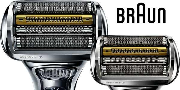 Afeitadora eléctrica Braun Series 9 9296 cc Premium chollo en Amazon