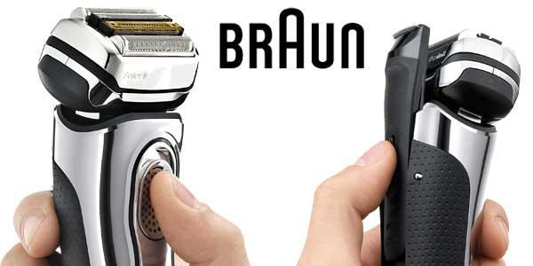 Afeitadora eléctrica Braun Series 9 9296 cc Premium barata en Amazon Salud