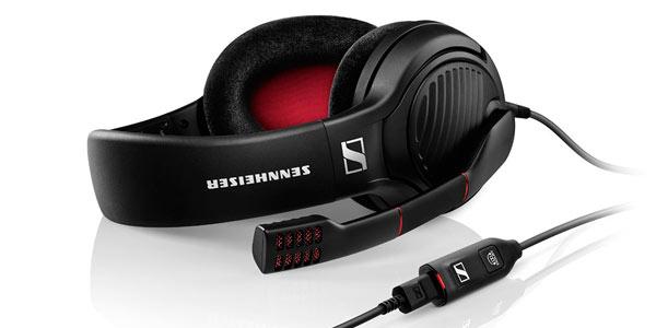 Auriculares gaming de gama alta Sennheiser PC 373D al mejor precio
