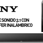 Barra de sonido 2.1 Sony HTCT790