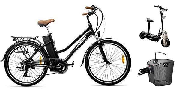 Bicicletas Moma de paseo y Mountainbike baratas en Amazon