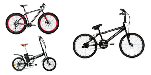 Bicicletas y patinetes Moma con grandes descuentos en Amazon