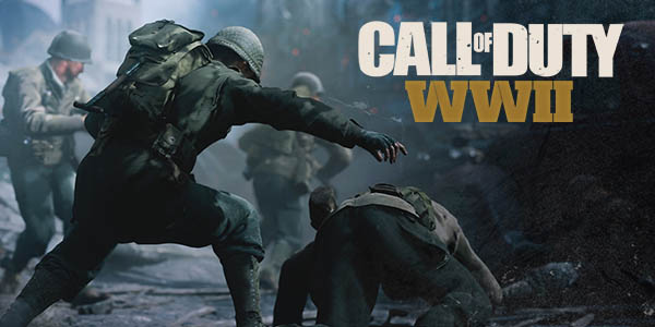 Juego Call of Duty WWII barato