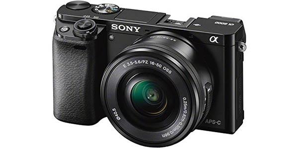 Cámara EVIL Sony A6000