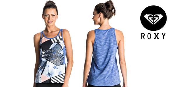 Camiseta de tirantes para mujer Ozalee de Roxy chollazo en eBay