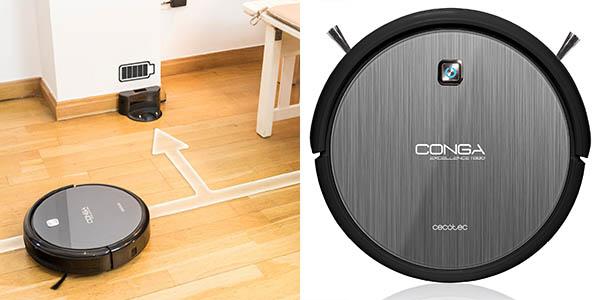 Cecotec Conga Excellence 990 robot aspirador barato