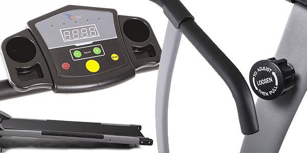 cinta correr plegable Fitfiu con excelente relación calidad-precio