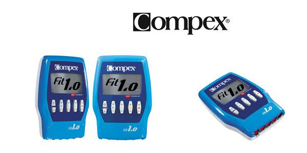 Electroetimulador Compex FIT 1.0 chollo en Amazon