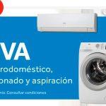 Días sin IVA en Worten en Gran Electrodoméstico, aspiración y aire acondicionado hasta el 5 de junio