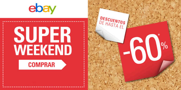 eBay Super Weekend
