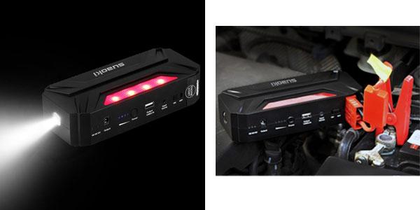 Arrancador de batería Suaoki T3 Plus barato en Amazon España
