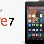 Nuevo tablet Fire 7