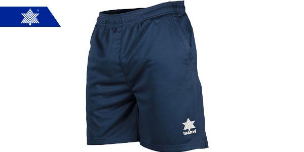 pantalones deportivos cortos para hombre Luanvi Walk chollazo en Amazon
