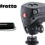 Trípode fotográfico Manfrotto Compact Action negro