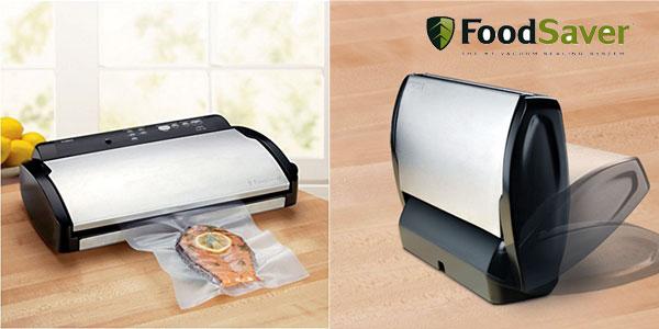Máquina envasadora al vacío FoodSaver V2860 chollo en Amazon