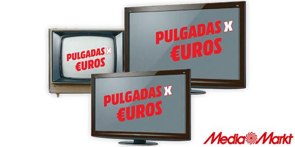 Promoción Plan renove KG y Pulgadas x Euros