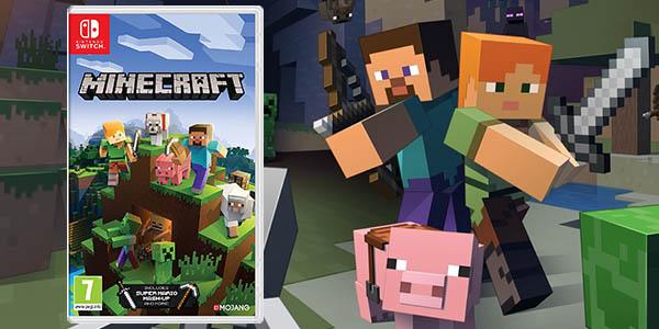 Minecraft: Edición Nintendo Switch