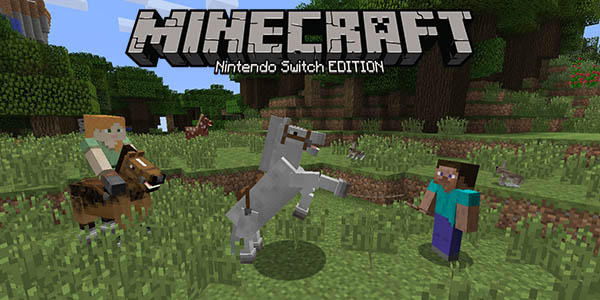 Minecraft: Edición Nintendo Switch barato