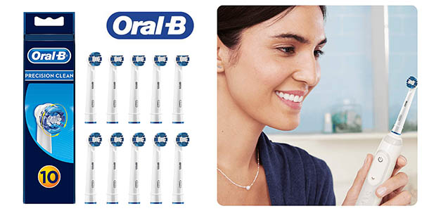 Recambios Oral-B Precision Clean baratos