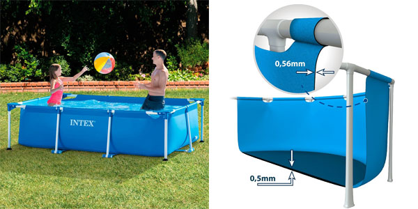 Piscina desmontable Intex 28271NP chollazo en Amazon España