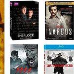Promoción de películas y series en DVD y Blu-Ray con descuentos en Amazon