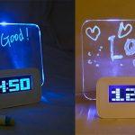 Reloj despertador digital multifunción Baban chollo en eBay