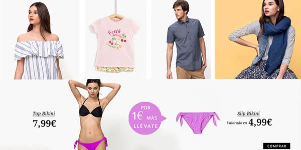 ropa hombre mujer niños con descuentos en Carrefour